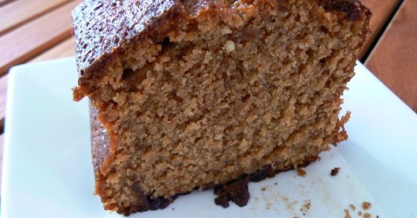 Le Cake aux carambar