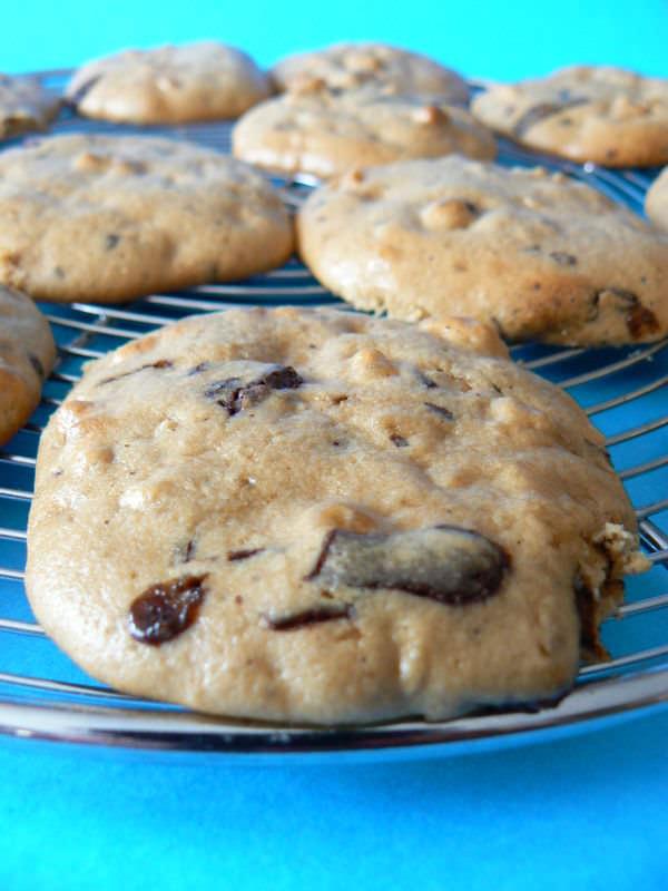 cookies moelleux au muesli ma p 39 tite cuisine. Black Bedroom Furniture Sets. Home Design Ideas