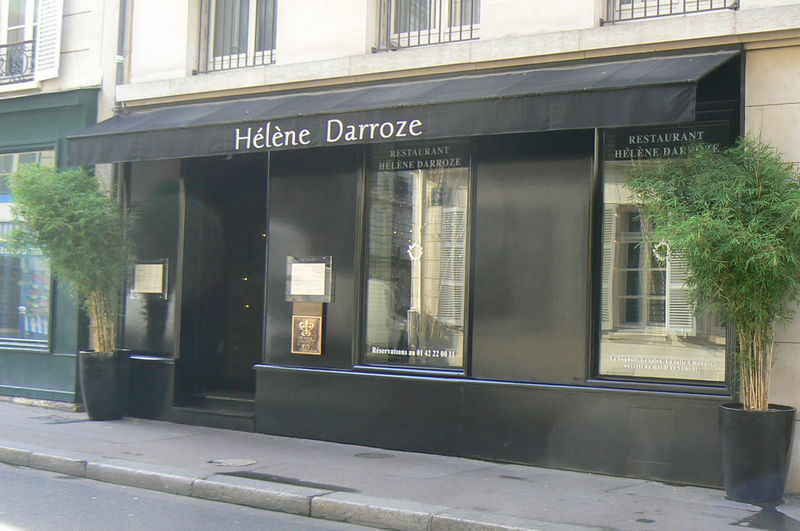 h l ne darroze restaurant gastronomique paris ma p. Black Bedroom Furniture Sets. Home Design Ideas