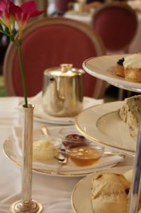 Five oclock tea chez Harrods #London