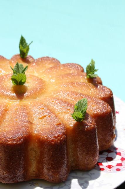 Gâteau au sirop de citron vert & thé à la menthe 11 desserts a ...