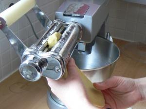 Comment faire ses pâtes à lasagne maison