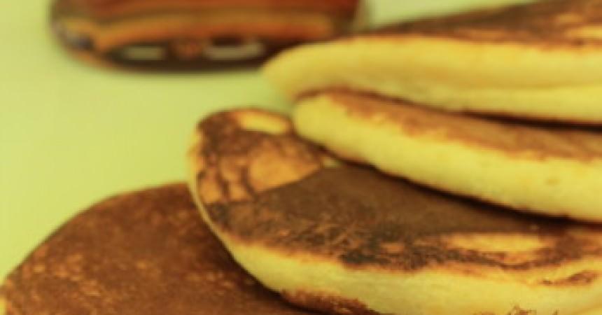 Pancakes a la ricotta
