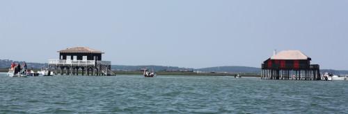 Une journée sur le Bassin dArcachon ...