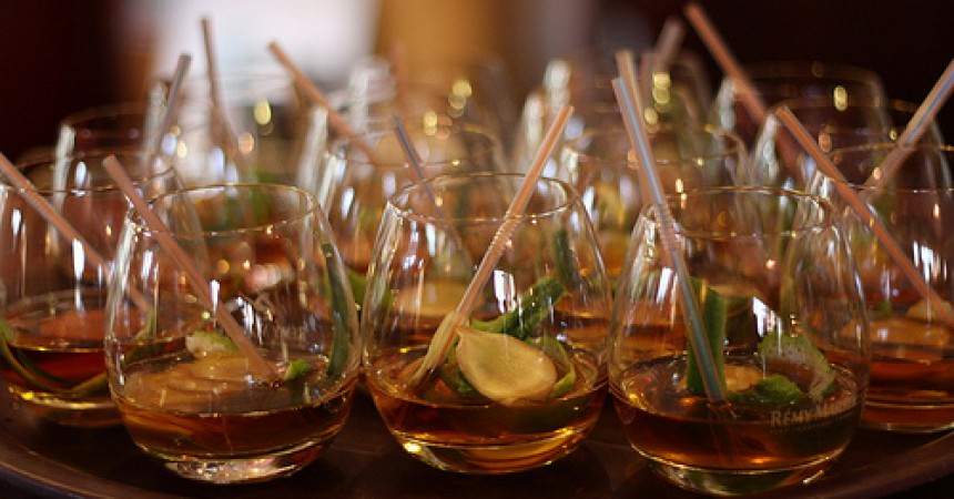 Recette du cocktail Cognac Summit