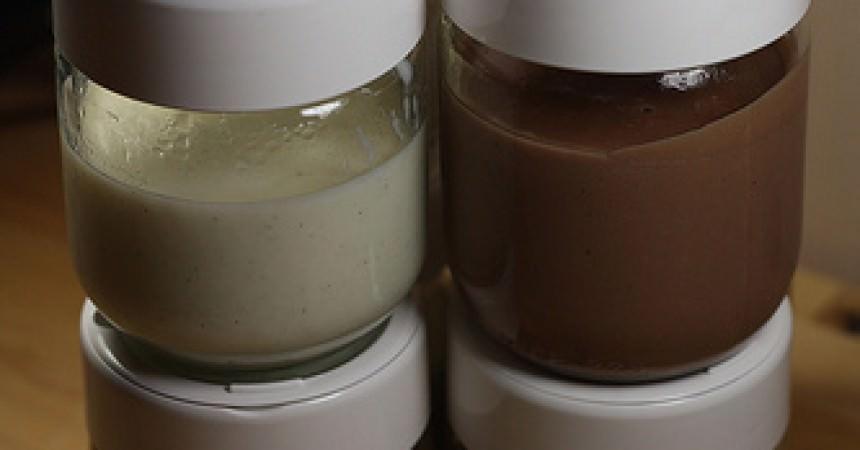 Crèmes desserts pour bébé (de plus de 8 mois)