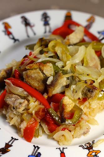 Gratin de riz yougoslave ma p 39 tite cuisine for Cuisine yougoslave