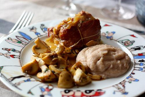 Recette des paupiettes de veau ma p 39 tite cuisine - Cuisiner paupiette de veau ...