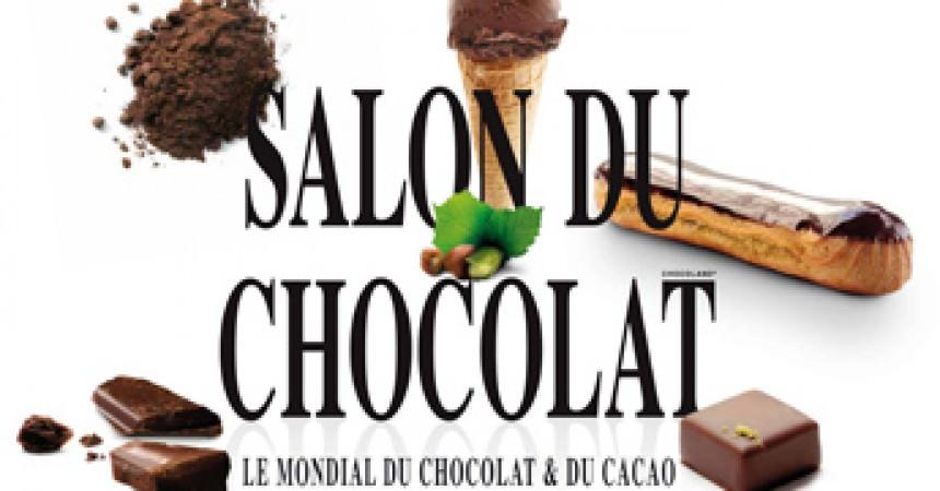 """Sélection Concours Pâtissier Amateur """"Duel de Choc'' par Sauter au Salon du Chocolat de Bordeaux 2013"""