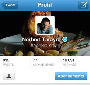 Mais ou va Norbert, l'ancien candidat de Top Chef ?
