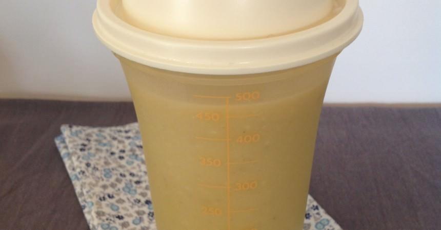 Recette de la sauce salade légère, pour changer des sauces au yaourt à 0 % …