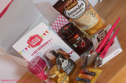 Box meilleur patissier avec eat your box blogs de cuisine - Meilleur blog cuisine ...