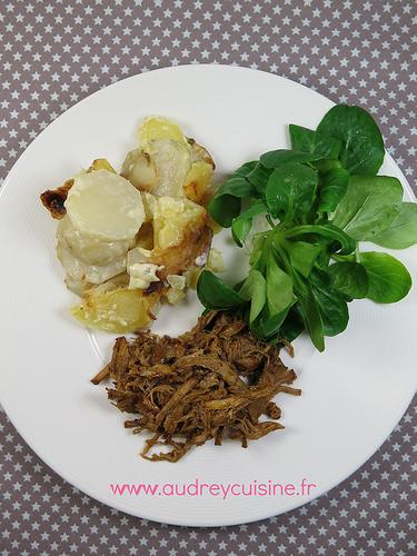 Pulled pork ou porc effiloch l am ricaine au - Blog cuisine americaine ...