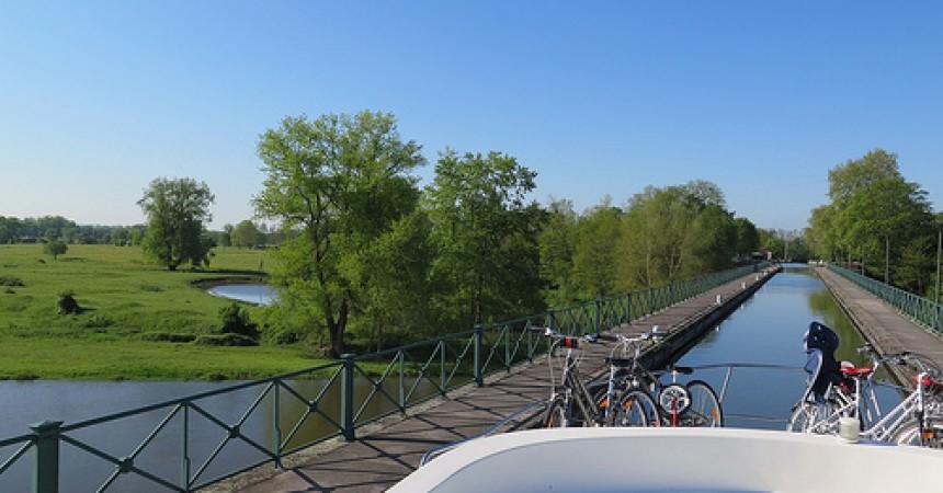 Escapades en Bourgogne, de Digoin à Roanne