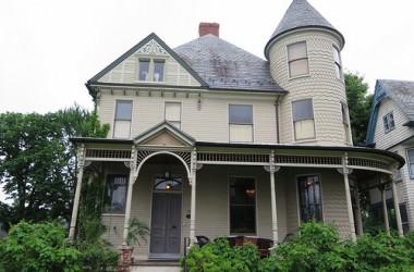 A la découverte de Frederick, Maryland (Capital Region USA) : Chambre d'hôtes 10 Clarke Place