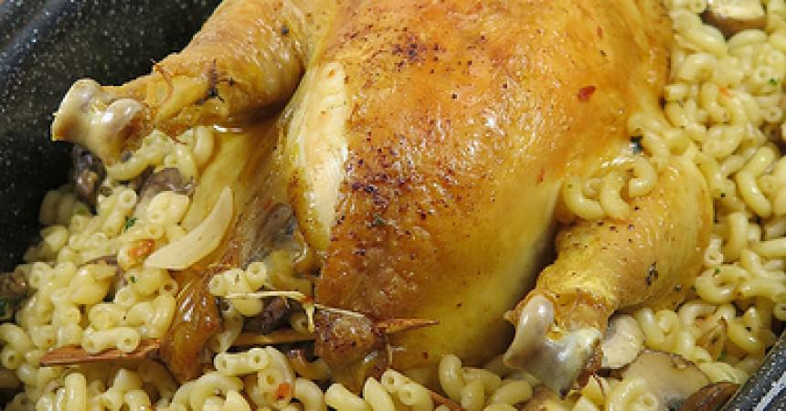 Poulet farci au fromage simple- Kraft Canada
