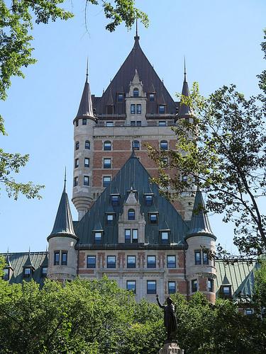 Chateau Fontenac Québec