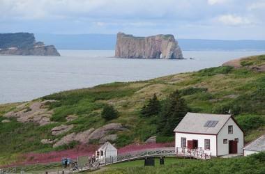 A la découverte de L'Ile de Bonaventure (Gaspésie, Canada)
