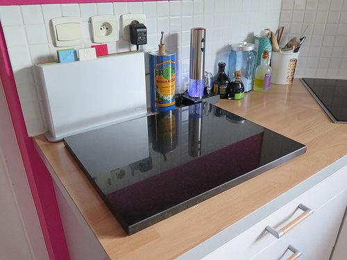 Plaque de marbre pour cuisine cuisine pavilion house for Plaque inox pour recouvrir plan de travail cuisine