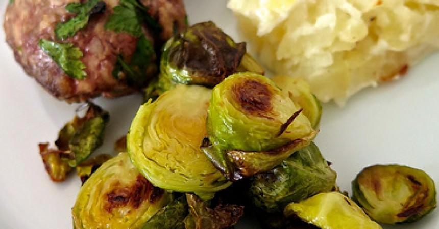 La meilleure recette pour cuisiner les choux de Bruxelles, c'est de les faire rôtir !