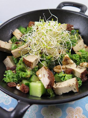 salade de kale