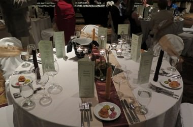 Oregon Truffle Festival, la soirée de Gala