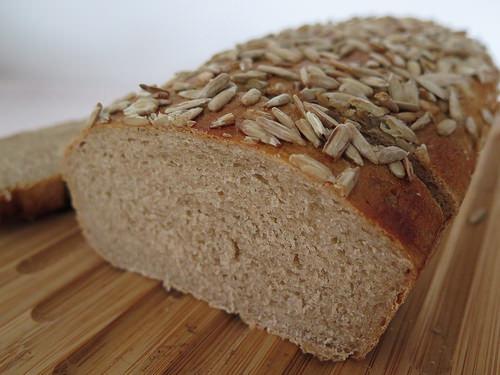 Pain farine de seigle & graines de tournesol
