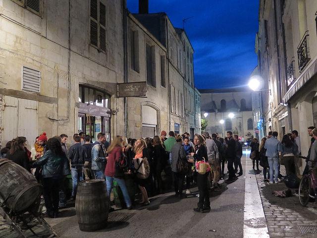 Quartier St Nicolas - La Rochelle
