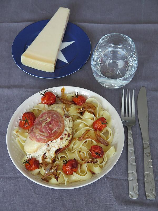 Blancs de poulet l italienne au grana padano a o p blogs de cuisine - Blog de cuisine italienne ...