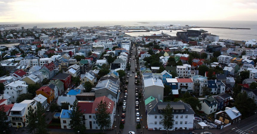 Road-trip en Islande, Reykjavik [jour 1]