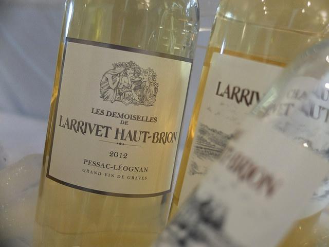 A la découverte du Château Larrivet Haut Brion