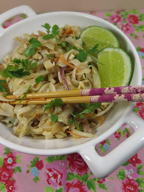 La recette du pad tha un classique de la cuisine for Cuisine thailandaise