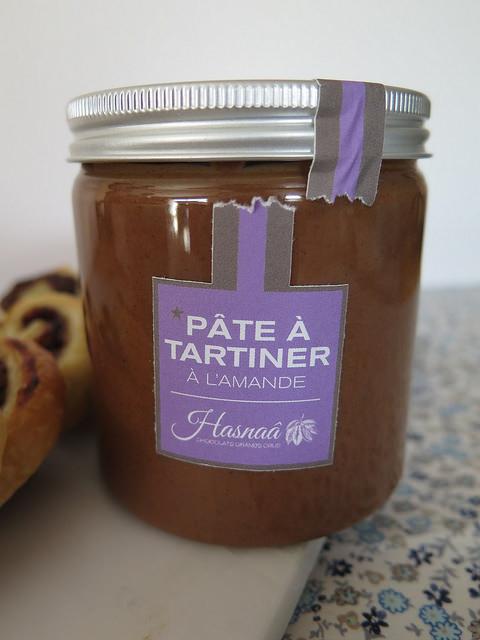 Petits palmiers chocolat & pralin