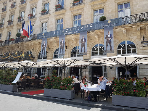 Restaurant Le Bordeaux – Gordon Ramsay