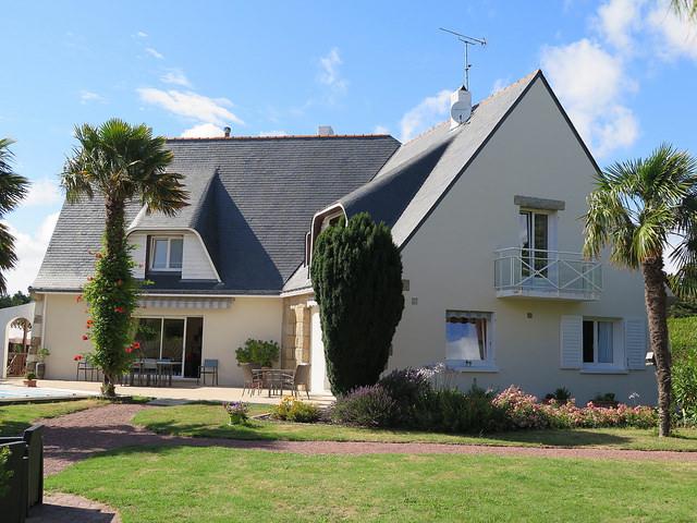 Chambre d'hôtes à la Baule : La Villa Davcha