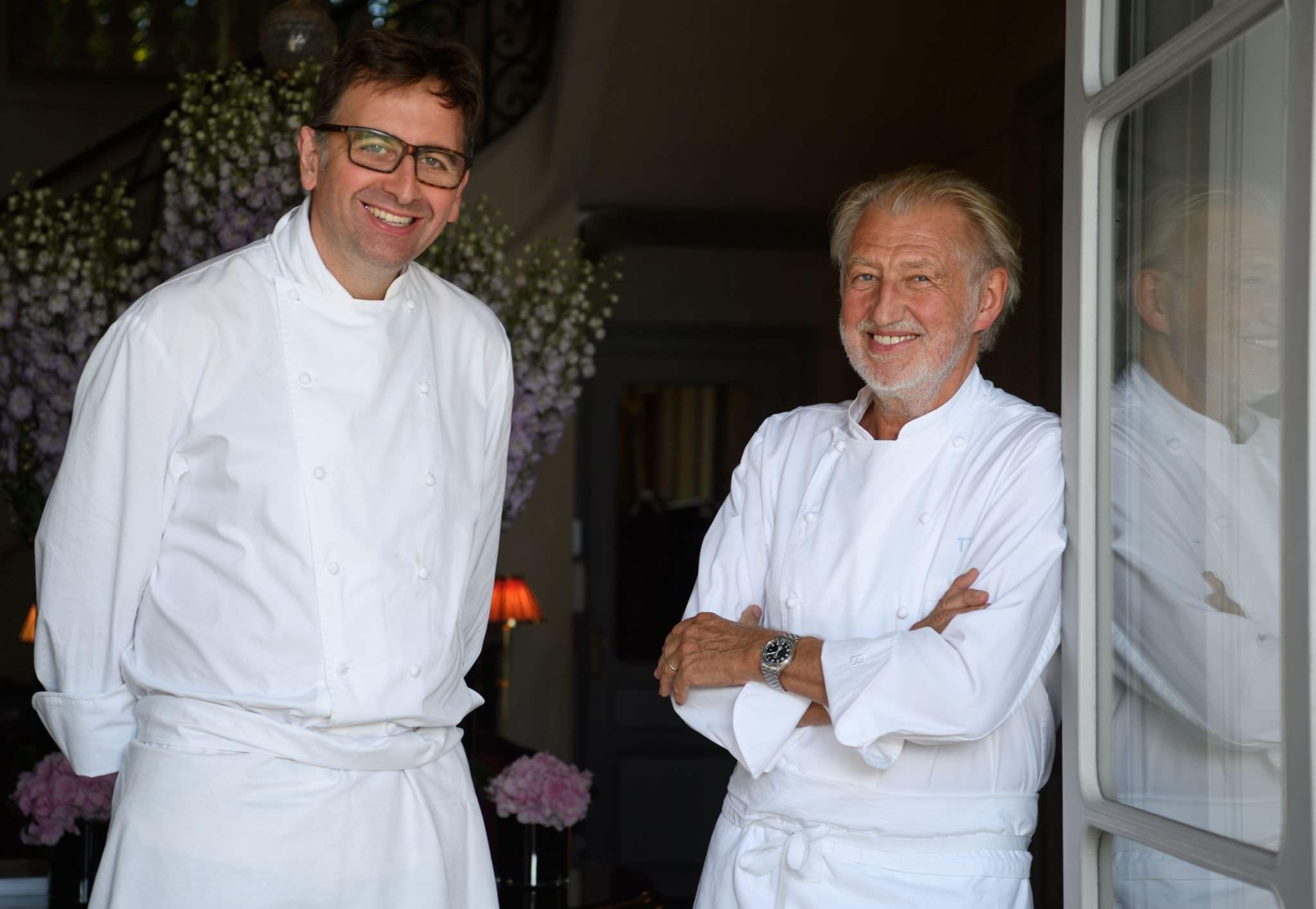 La Grande Maison Bernard Magrez, avec Pierre Gagnaire � Bordeaux