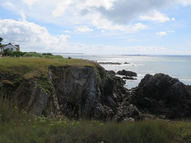 La Baie du Pouliguen & la Côte Sauvage au Croisic
