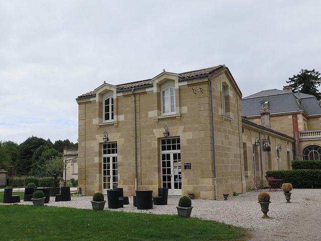 Le Manège, le restaurant du Château de Léognan