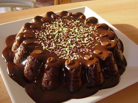 Le fondant au chocolat