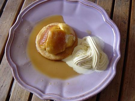 Pommes cuites Tatin