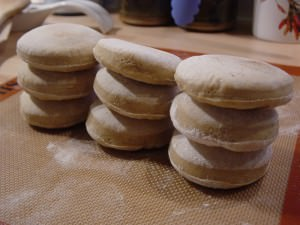 English muffins de Pascale