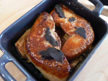 Mini terrine express de foie gras