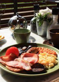 Full english breakfast, please #London