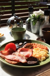 Full english breakfast, please #London