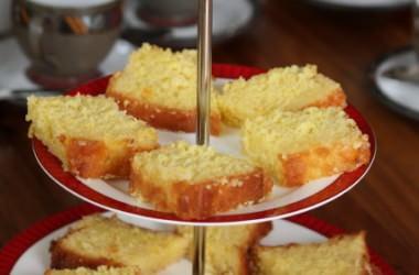 Back to Dublin, Lemon cake