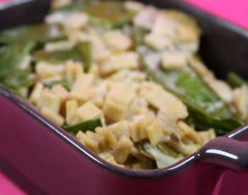 Crozets de Savoie aux légumes