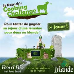 A gagner : un voyage en Irlande !