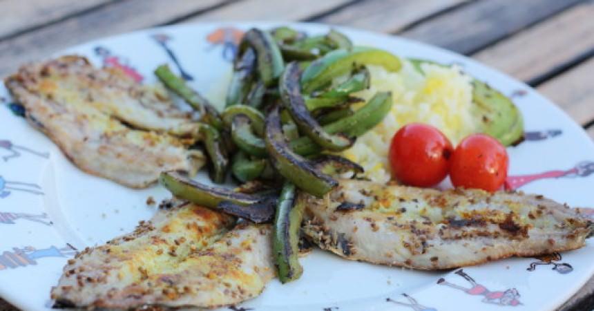 Filets de sardines la plancha ma p 39 tite cuisine - Cuisiner des filets de sardines fraiches ...