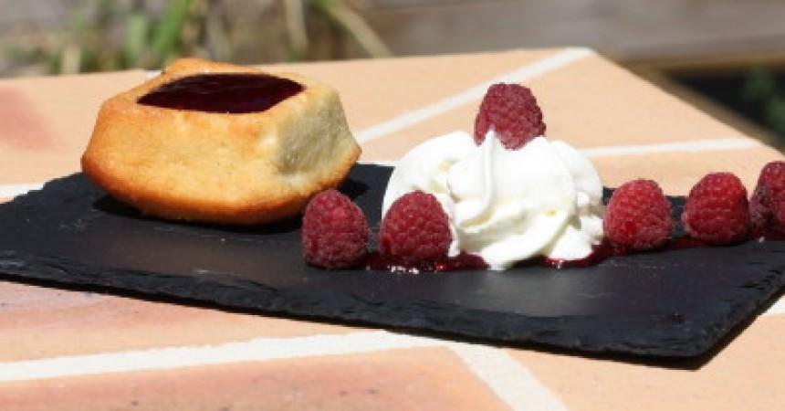 Cake (ou mini-cakes) à la noix de coco