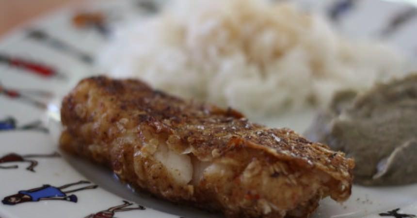 Dos de cabillaud crousti fondant ma p 39 tite cuisine - Cuisiner poisson congele ...